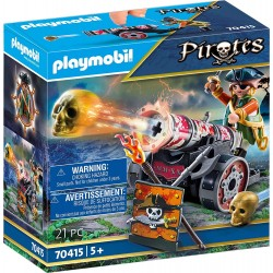 Playmobil 70415 Pirata con...