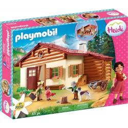 Playmobil 70253 Heidi en la...