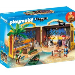 Playmobil 70150 Isla Pirata...