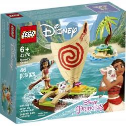 Lego 43170 Aventura...