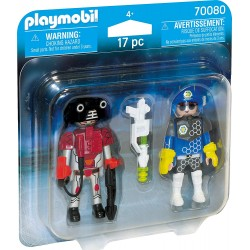 Playmobil 70080 Duo Pack...