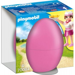 Playmobil 70084 Camarera...