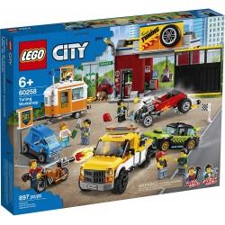 Lego 60258 Taller de Tuneo
