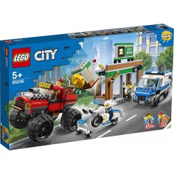 Lego 60245 Policía: Atraco...