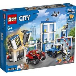 Lego 60246 Comisaría de...