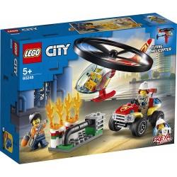 Lego 60248 Intervención del...