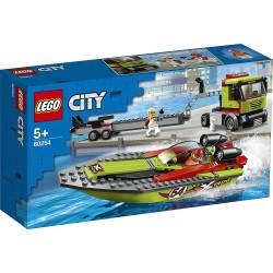 Lego 60254 Transporte de la...