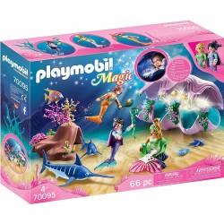 Playmobil 70095 Concha con Luz
