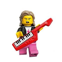 Músico de los 80