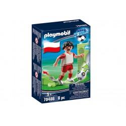 Playmobil 70486 Jugador de...