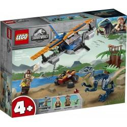 Lego 75942 Velocirraptor:...