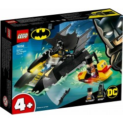 LEGO 76158 ¡Caza del...