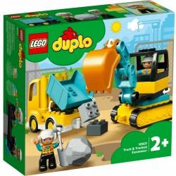 Lego 10931 Camión y...