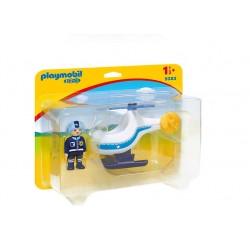 Playmobil 9383 Helicóptero...