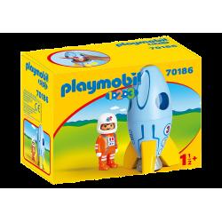 Playmobil 70186 Astronauta...
