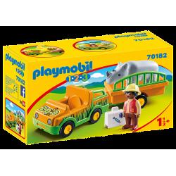 Playmobil 70182 Vehículo...