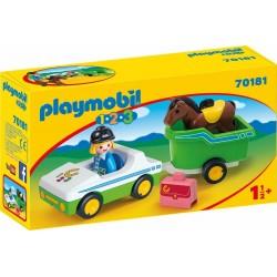 Playmobil 70181 Coche con...