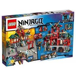 La Batalla por la Ciudad de Ninjago