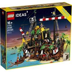 Lego 21322 Piratas de Bahía...
