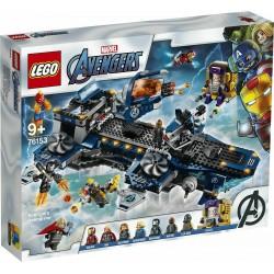LEGO 76153 Helitransporte...