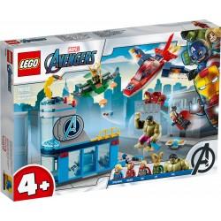 LEGO 76152 Vengadores: Ira...