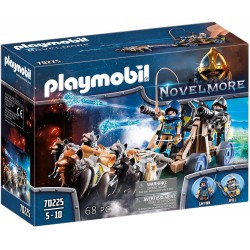 Playmobil 70225  Equipo...