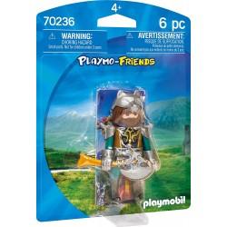 Playmobil 70236 Guerrero Lobo