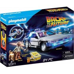 Playmobil 70317 DeLorean
