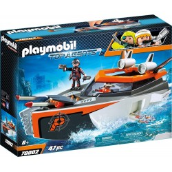 Playmobil 70002 SPY TEAM...