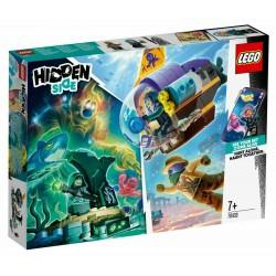 Lego 70433 Submarino de J. B.