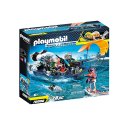 Playmobil 70006 TEAM...