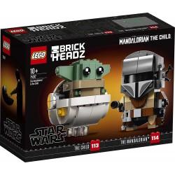 Lego 75317 El Mandaloriano...