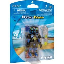 Playmobil 70027 Agente...