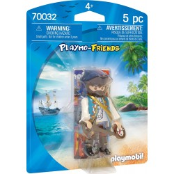 Playmobil 70032 Pirata