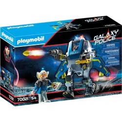 Playmobil 70021 Policía...