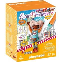 Playmobil 70476 Edwina -...