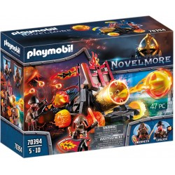 Playmobil 70394 Catapulta...