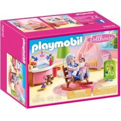 Playmobil 70210 Habitación...