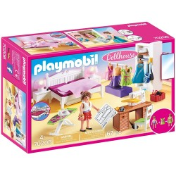 Playmobil 70208 Dormitorio