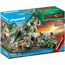 Playmobil 70632 Ataque del...