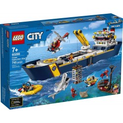 Lego 60266 Océano: Buque de...