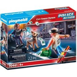 Playmobil 70461 Patrulla...