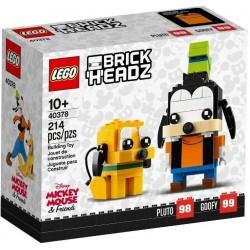 Lego 40378 Pluto y Goofy