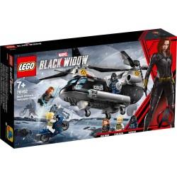 LEGO 76162 Persecución en...