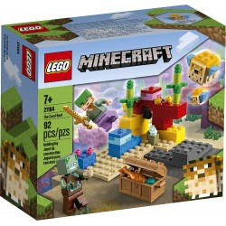 Lego 21164 El Arrecife de...