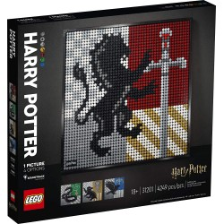 Lego 31201 Hogwarts™ Crests