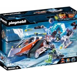 Playmobil 70230 Spy Team...