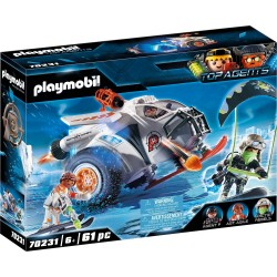 Playmobil 70231 Spy Team...