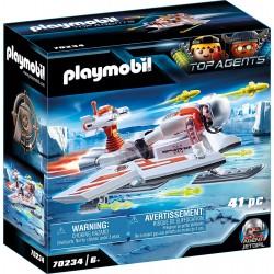 Playmobil 70234 Spy Team...