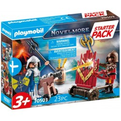 Playmobil 70503 Starter...
